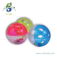 Chong Le'er Plastic Bell Ball Toy For Dogs and Cats