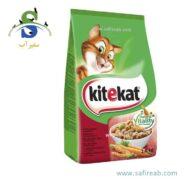 Kitekat Cat Food Beef & Vegetables 1.8kg