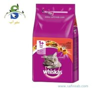 Whiskas Cat Dry Food Beef 1.4kg
