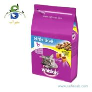 Whiskas Cat Dry Food Sterile Chicken 1.4kg