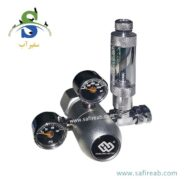 PROFESSIONAL aquarium co2 regulator st-03