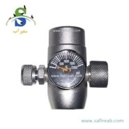 PROFESSIONAL aquarium co2 regulator st-06