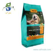 غذای خشک توله سگ و سگ جوان (۱۰ کیلوگرم) مفید (MoFeed Puppy & Junior Dog food 10kg)