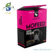 غذای خشک سوپر پرمیوم سگ بالغ نژاد متوسط و بزرگ مفید (MoFeed Super Premium Guard Dog