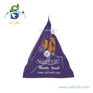 تشویقی گربه قلبی شکل با طعم جگر (۲۰ گرم) سانابل (Sanabelle Thanks Snack 20gr)