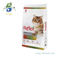 غذای خشک گربه بالغ حاوی گوشت مرغ (۱۵ کیلوگرم) رفلکس (Reflex Cat Dry Food Chicken 15 kg).jpg2