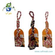 اسباب بازی توپ و طناب کنفی سگ (۳۲ سانتیمتر)