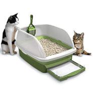 بیلچه و توالت گربه
