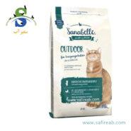 غذای خشک گربه خارج از خانه (۴۰۰گرم) سانابل (Sanabelle Adult Outdoor 400gr)